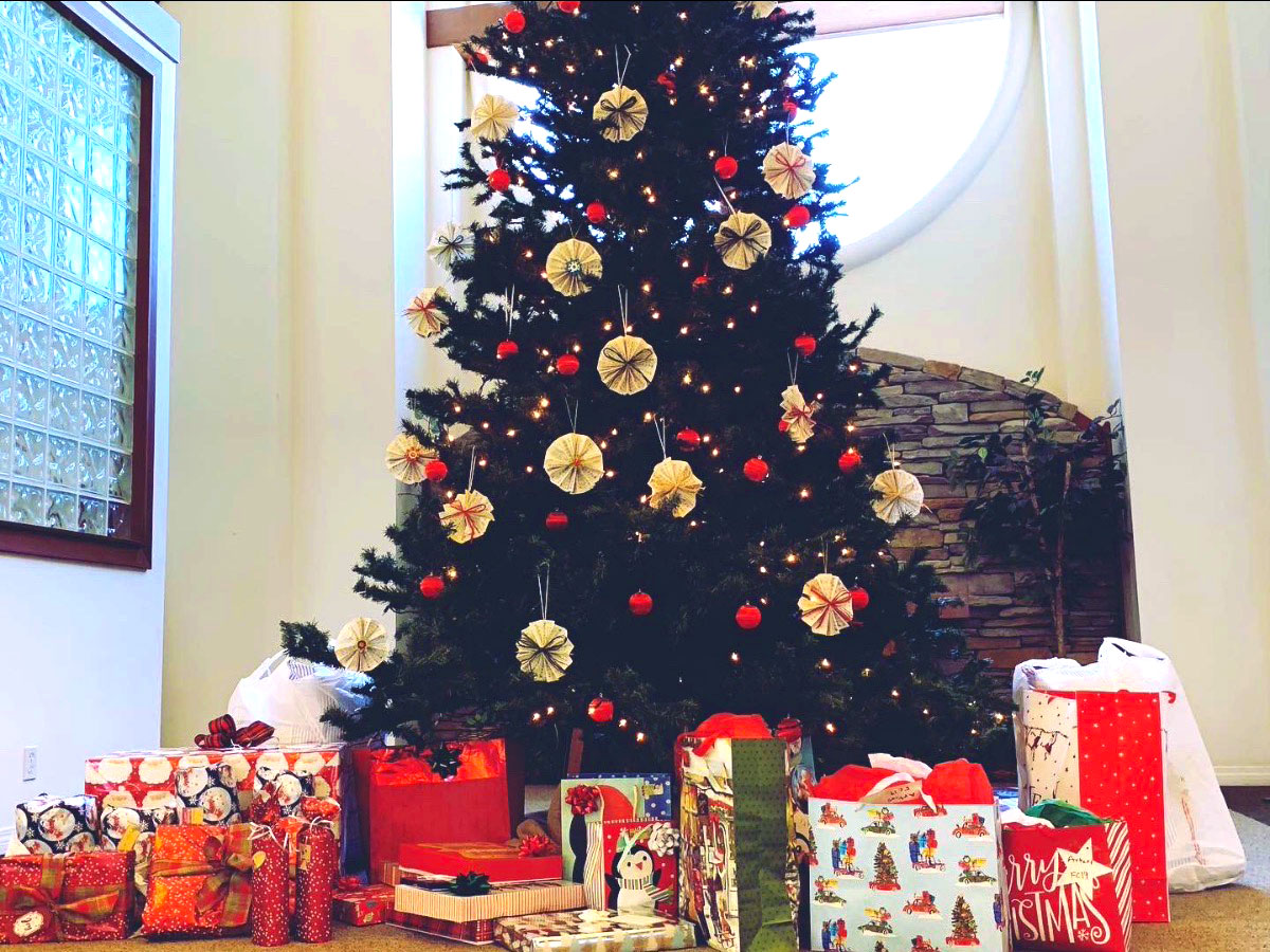 Adopt-A-Family Brings Relief and Hope to the Mendoza Family