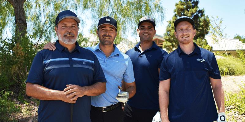 Friendly Center's 2021 Golf Tournament