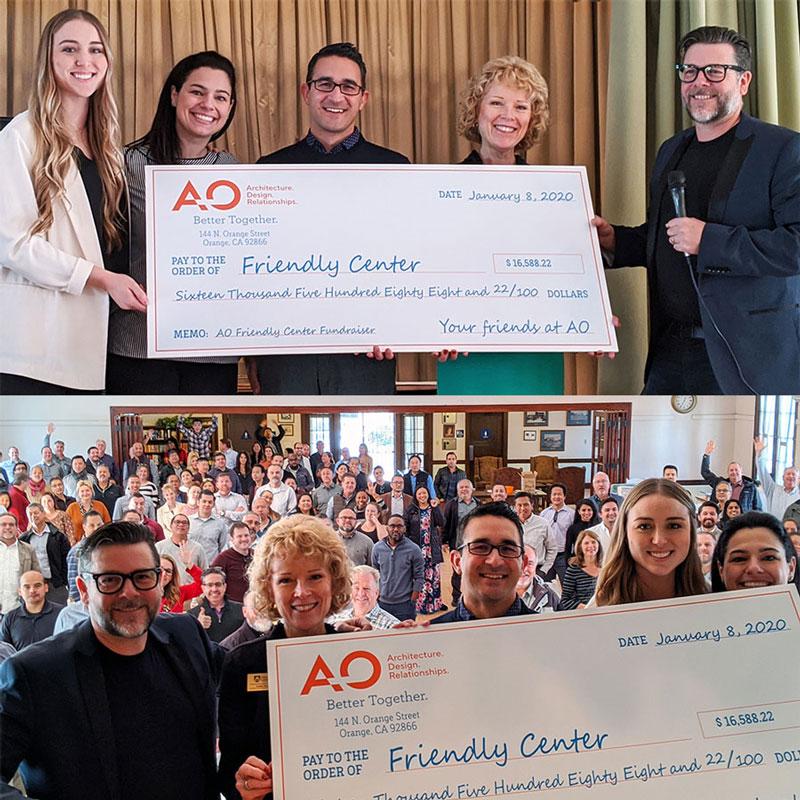 Donor Spotlight: AO