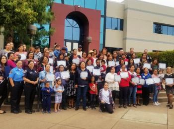 Organization Spotlight: Hispanic Outreach 2019