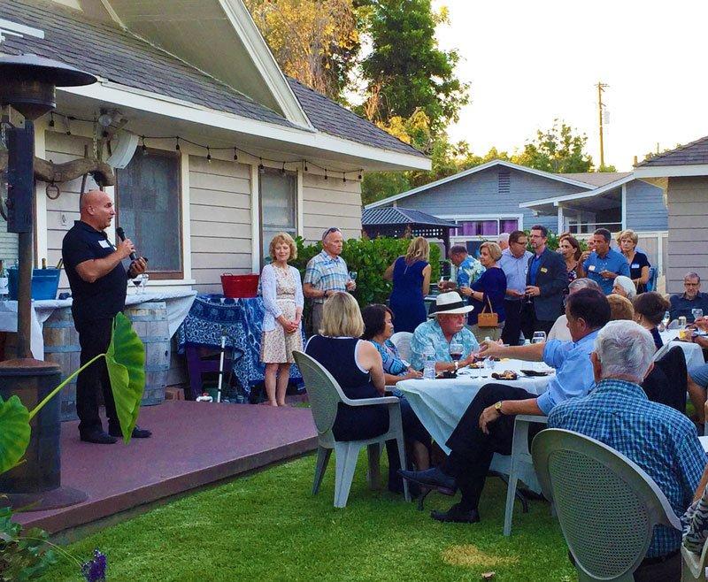 Organization Spotlight: Friends of Friendly Center Summer Wine Tasting